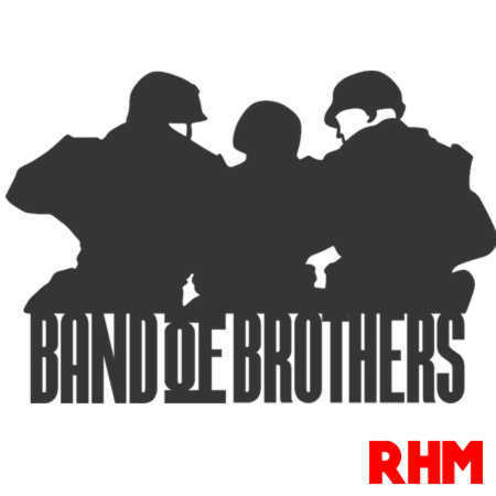 Band of Brothers DXF