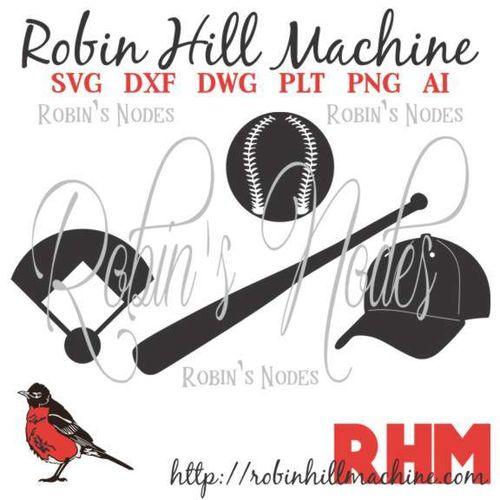 Baseball SVG Set