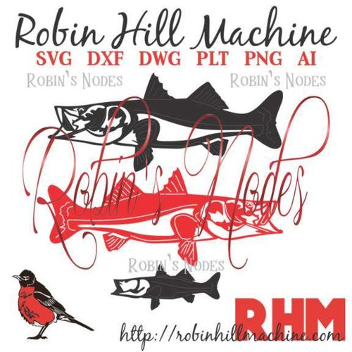Wildlife Files - Robin Hill Machine